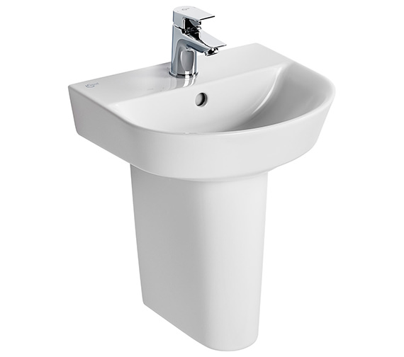 Ideal Standard Concept Air Arc 400 x 350mm Handrinse Basin