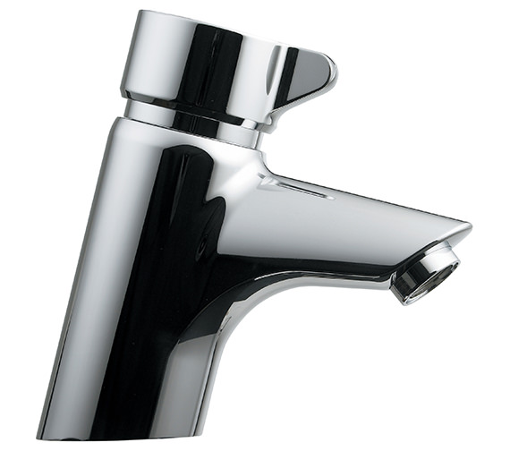 Armitage Shanks Avon 21 Self Closing Authentic Basin Mixer Tap