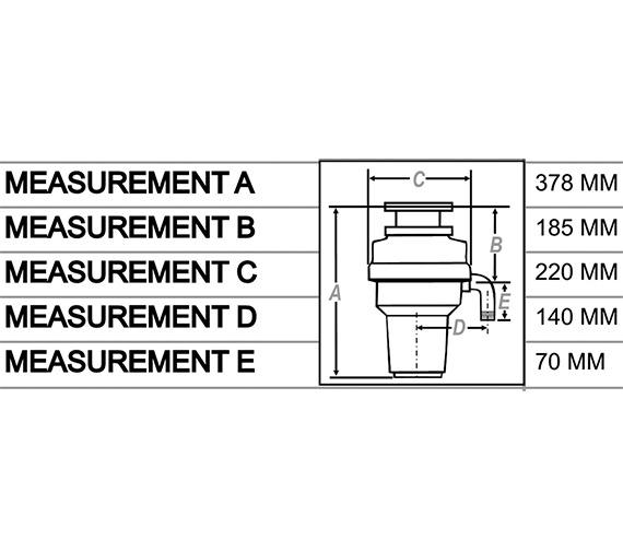 Technical drawing QS-V13138 / WDU800/