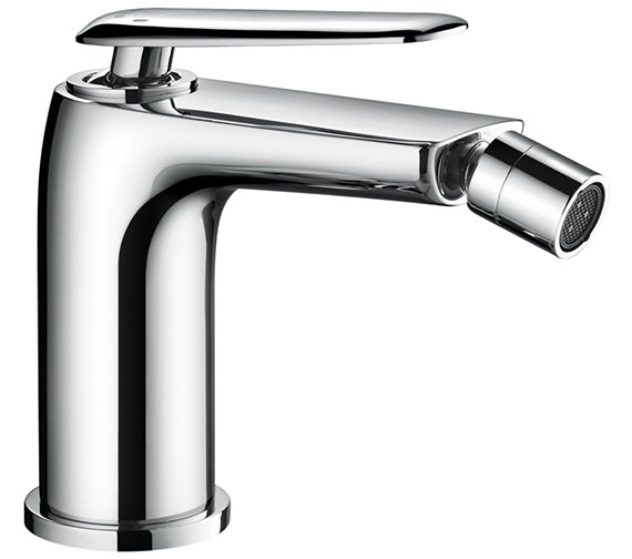 Flova Allore Bidet Mixer Tap With Clicker Waste