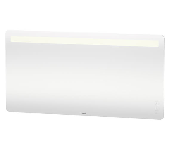 Alternate image of Duravit Luv Mirror With 4 Sided LED Lighting