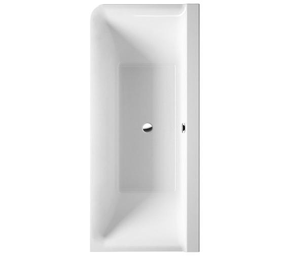 Duravit P3 Comforts 1800x800mm Corner Right Bath With Panel - 700380
