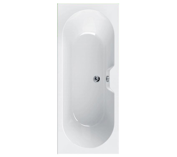Aquaestil Calisto 1700 x 750mm Double Ended Bath - 154CALISTO1775