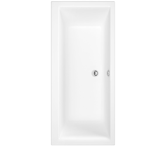 Trojan Elite 5mm Double Ended Bath 1700 x 750mm - NTH