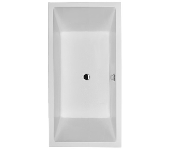 Duravit Starck 1800 x 900mm Bath With Frame And 2 Backrest Slope - 700056