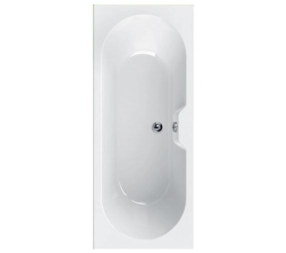 Aquaestil Calisto 1700 x 700mm Double Ended Bath - 154CALISTO1770