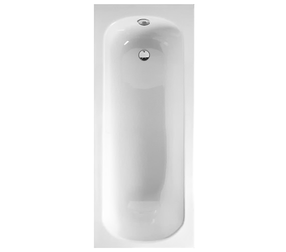 VitrA Optima 1700 x 700mm Standard Bath - 50820001000