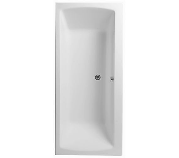 VitrA Neon 1800 x 800mm Double Ended Bath
