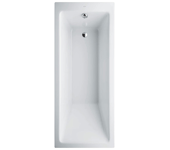 Laufen Pro 1700 x 750mm Rectangular Acrylic Bath