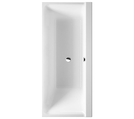 Duravit P3 Comforts 1700 x 700mm Right Slope Bath - 700374