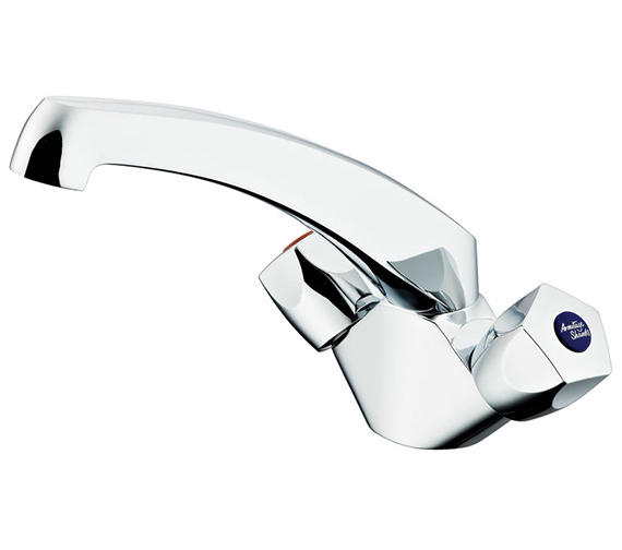 Armitage Shanks Sandringham 21 Dualflow Kitchen Sink Mixer Tap
