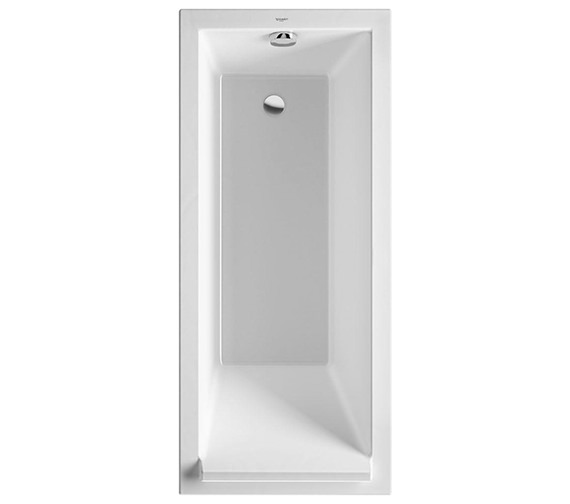 Duravit Starck 1700 x 750mm Rectangular Bath - 700335000000000