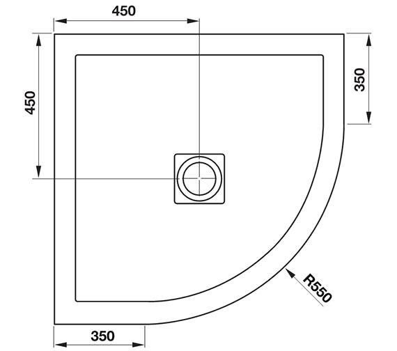 Technical drawing QS-V84530 / 586/000