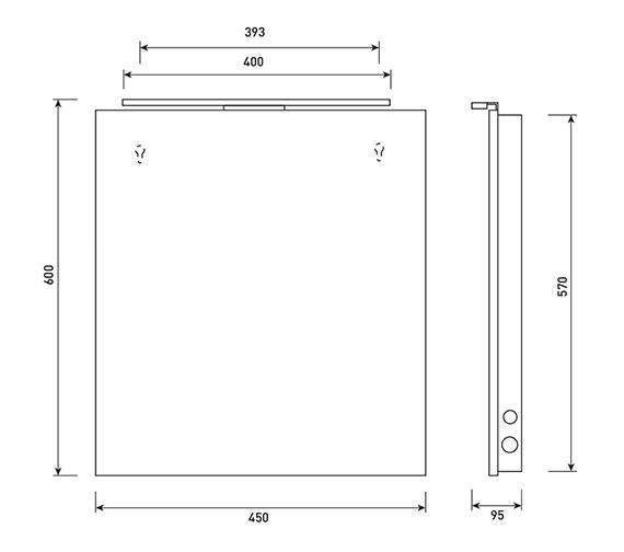 Technical drawing QS-V75865 / MI022