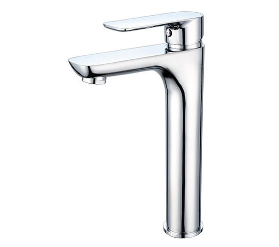 Phoenix Bella Tall Mono Basin Mixer Tap Chrome