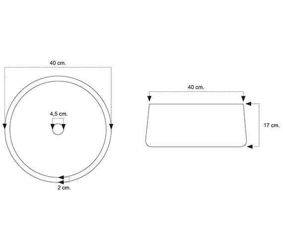 Technical drawing QS-V81601 / BEO-1925
