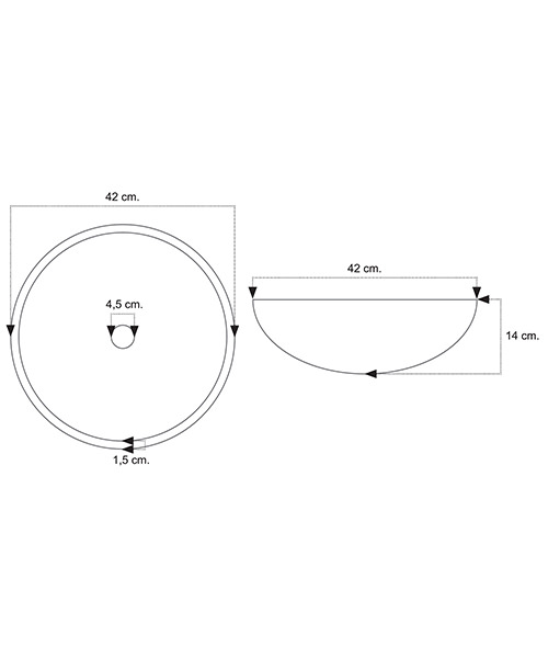 Technical drawing QS-V6657 / BEO-1908