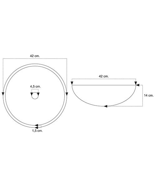 Technical drawing QS-V6656 / BEO-1907