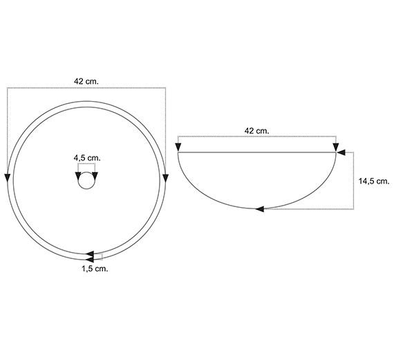 Technical drawing QS-V81589 / BEO-1913
