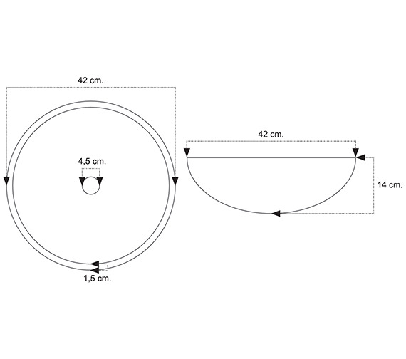 Technical drawing QS-V81592 / BEO-1916
