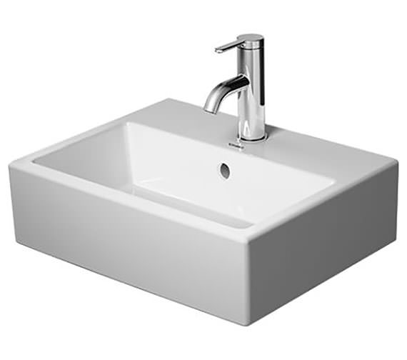 Duravit Vero Air 450 x 350mm Ground Handrinse Basin With Overflow