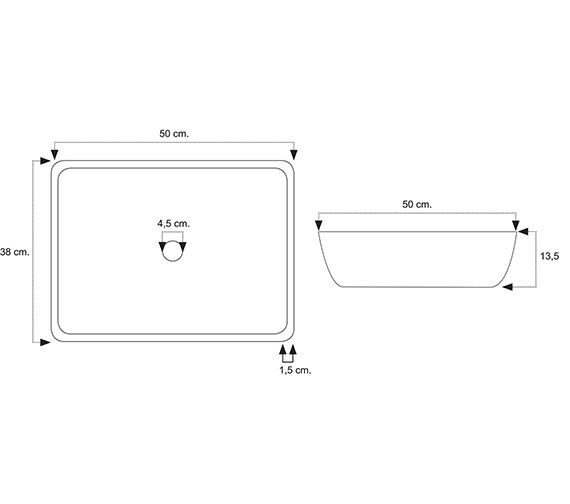 Technical drawing QS-V6664 / BEO-1929