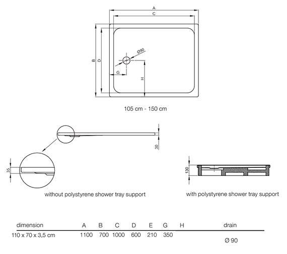 Technical drawing QS-V63676 / 8725 000
