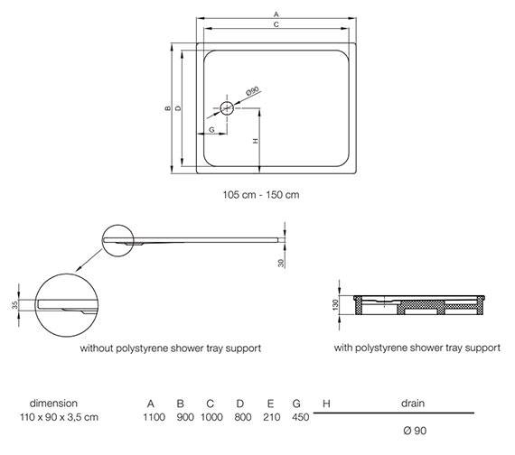 Technical drawing QS-V63678 / 8630 000