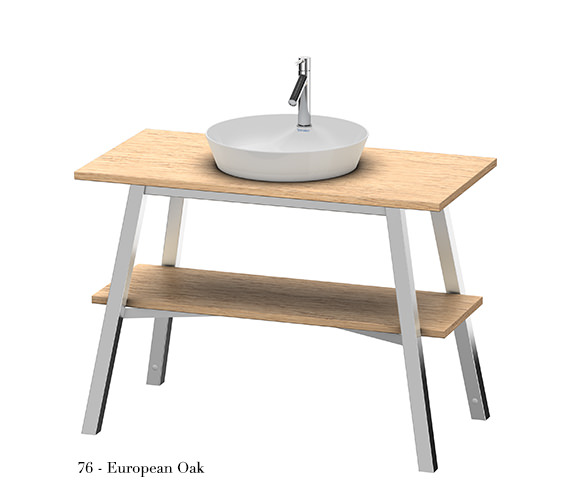 Additional image of Duravit Cape Cod Floor Standing Furniture Unit - CC953208181