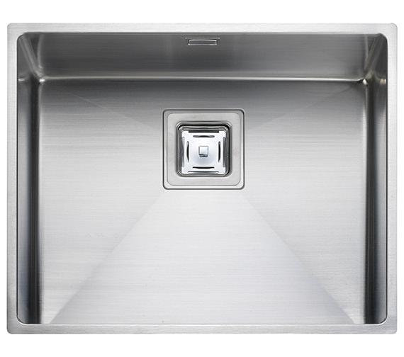 Rangemaster Atlantic Kube 530 x 430mm Stainless Steel 1.0B Undermount Sink