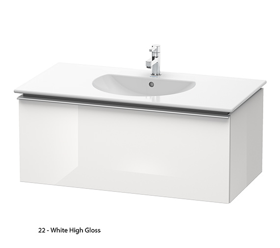 Alternate image of Duravit Darling New 1000mm Terra Vanity Unit With 1030mm Basin