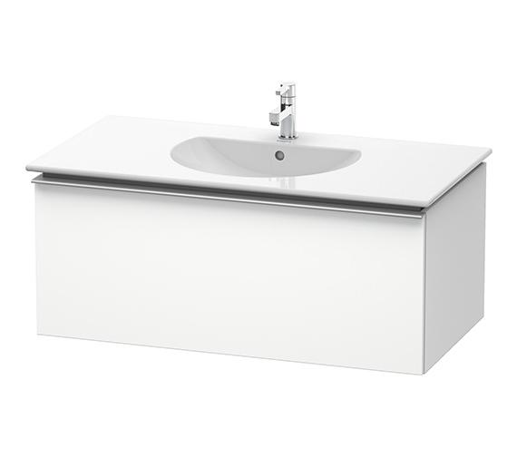 Duravit Darling New 1000mm White Matt Vanity Unit With 1030mm Basin