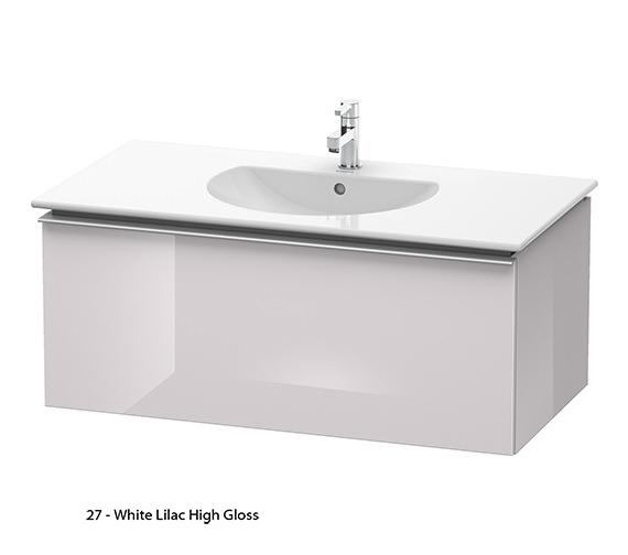 Alternate image of Duravit Darling New 1000mm White Matt Vanity Unit With 1030mm Basin