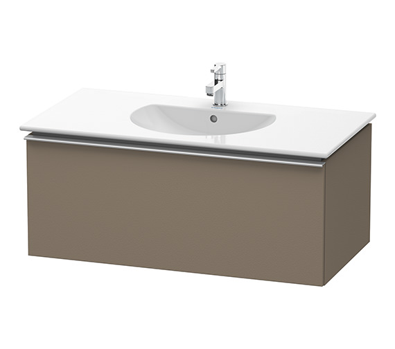 Duravit Darling New 1000mm Terra Vanity Unit With 1030mm Basin