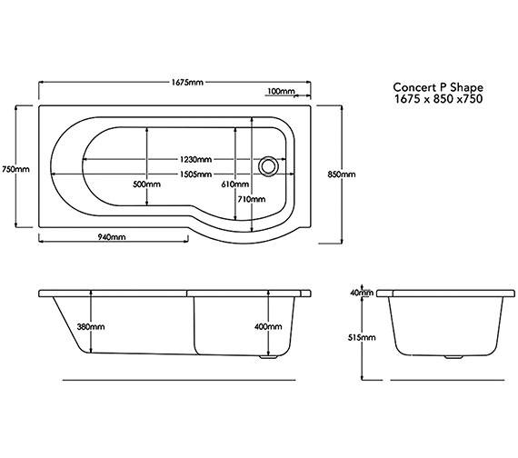Technical drawing QS-V30032 / AB0503