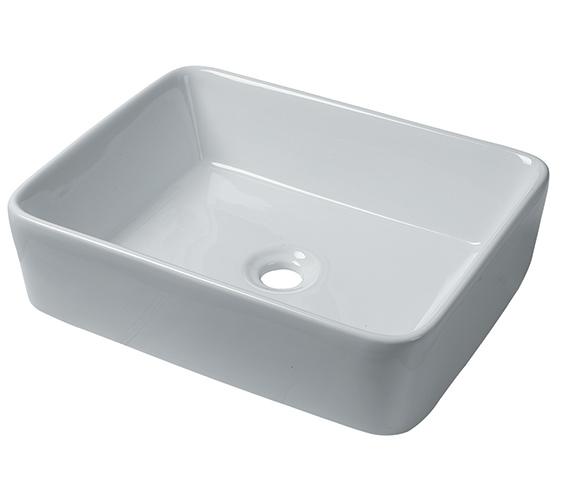 Matteo Kitchens: Saneux Matteo 480mm Countertop Washbasin