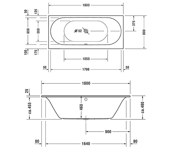 Technical drawing QS-V83474 / 760244000JS1000