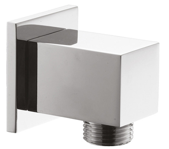Crosswater Square Wall Outlet