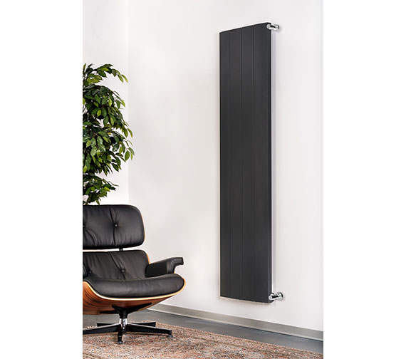 Apollo Malpensa 1800mm Height Curved Vertical Radiator