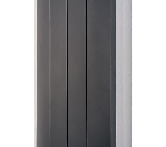 Additional image of Apollo Malpensa 1800mm Height Curved Vertical Radiator