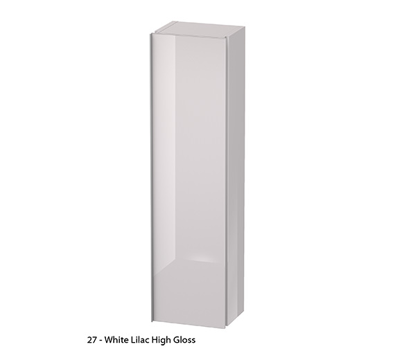 Alternate image of Duravit Darling New 400 x 1540mm Right Hand Tall Cabinet