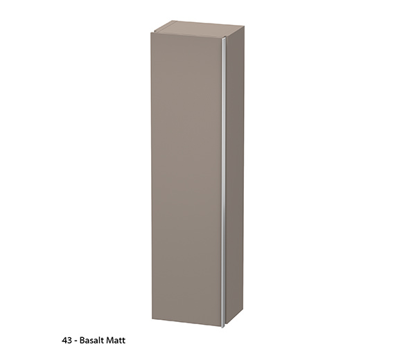 Alternate image of Duravit Darling New 400 x 1540mm Left Hand Tall Cabinet