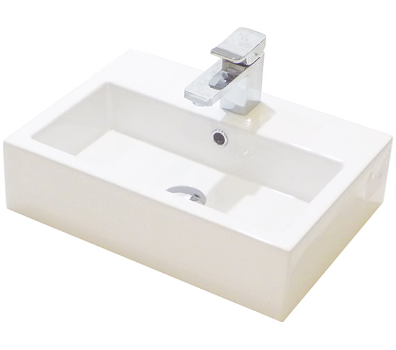 Saneux Matteo 500mm Wide Washbasin