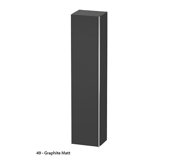 Alternate image of Duravit Darling New 400 x 1800mm Left Hand Tall Cabinet
