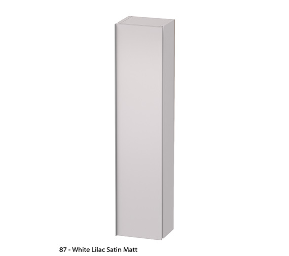 Alternate image of Duravit Darling New 400 x 1800mm Right Hand Tall Cabinet
