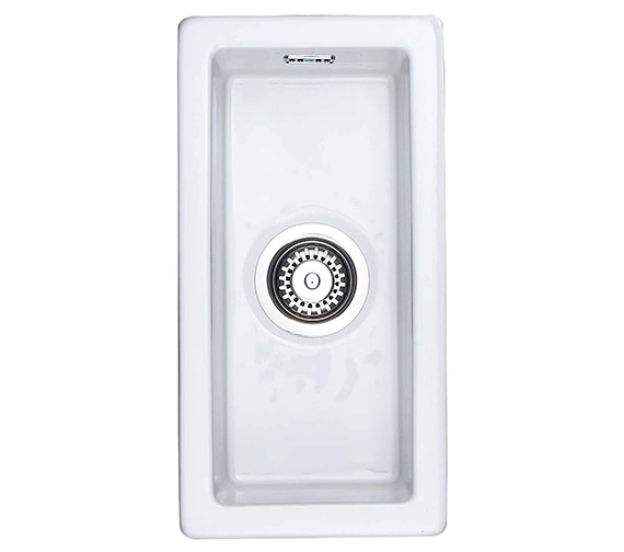 Rangemaster Rustique 250mm 1.0 Bowl Undermount Sink