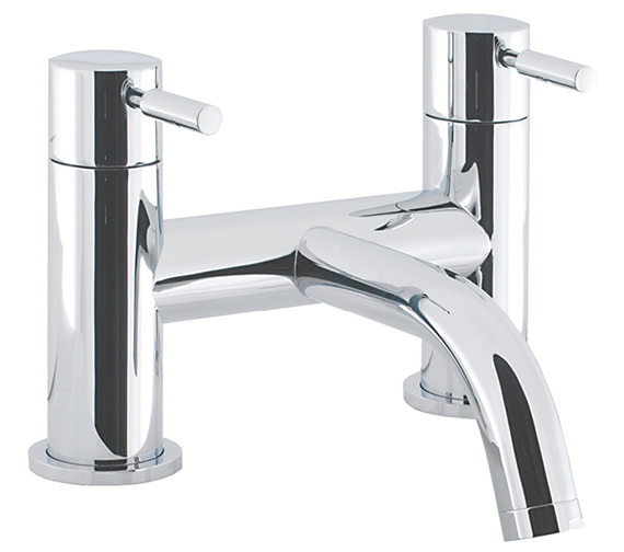 Crosswater Design Deck Mounted Bath Filler Tap