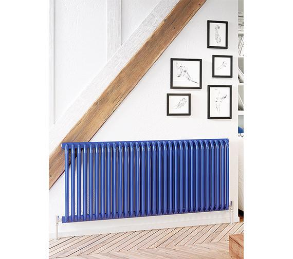 DQ Heating Aviso Horizontal Designer Radiator