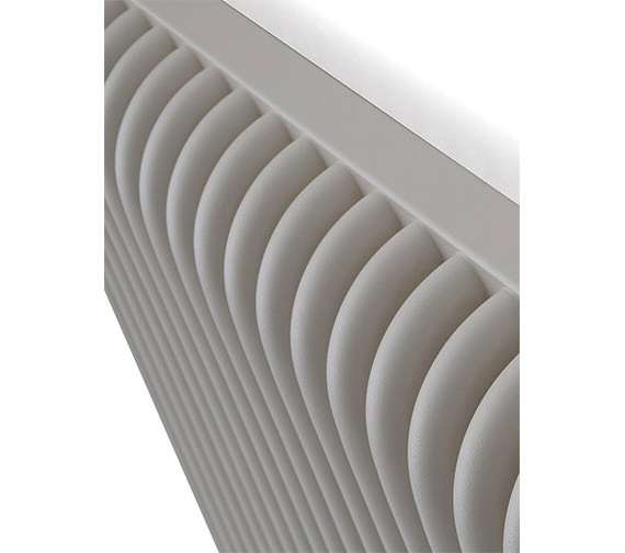 Alternate image of DQ Heating Aviso Horizontal Designer Radiator