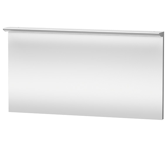 Duravit Darling New Mirror With Lightning 1500 x 800mm